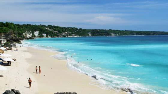 Лучшие пляжи Индонезии