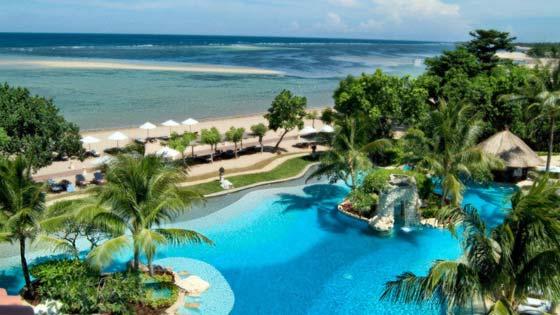 Индонезия-пляж