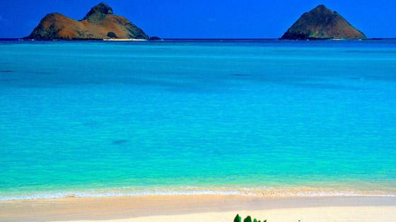 Пляж Ланикай Бич
