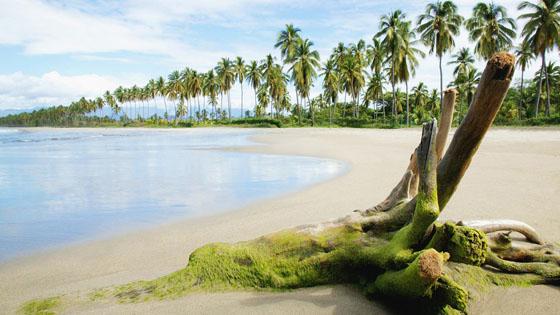 идеальные пляжи мира