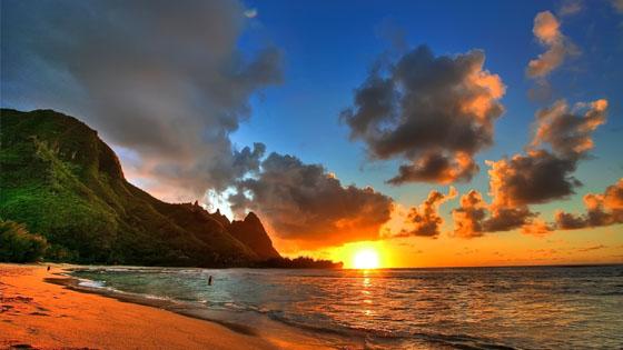 Красивые пляжи мира - фото
