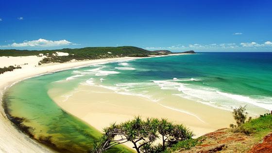Самые красивые пляжи мира фото
