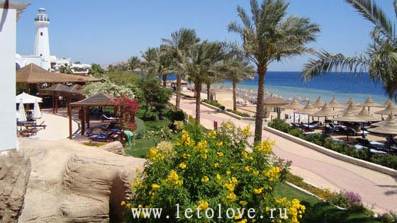 Пляжи Шарм-эль-Шейх