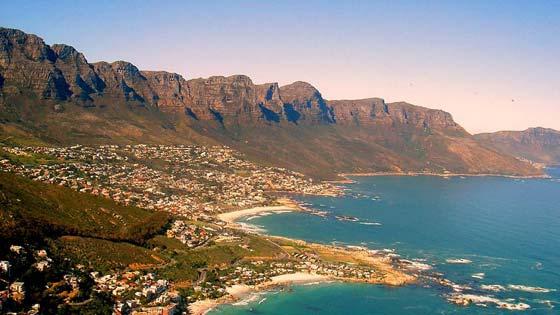 Лучшие пляжи ЮАР