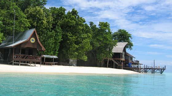 Пляжи Малайзии
