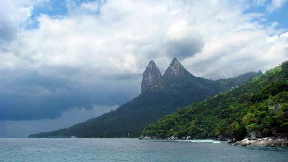 Остров Тиоман