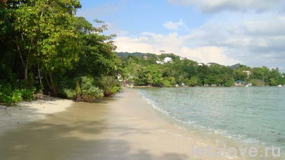 Пляжи Сейшельских островов