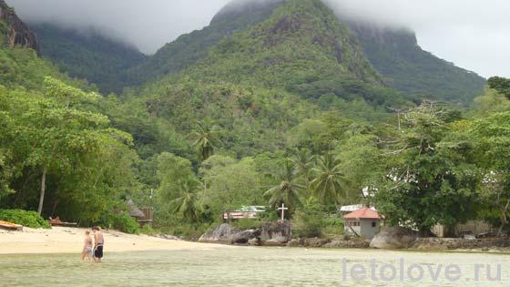 Лучшие пляжи Сейшел