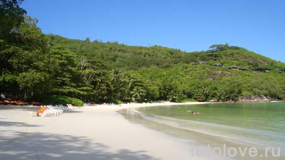 остров mahe
