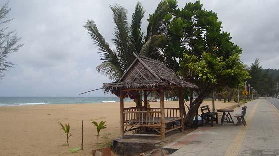 Пляж острова Пхукет
