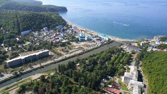 Курорты на Черном Море