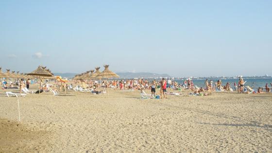 Песчанные пляжи Анапы