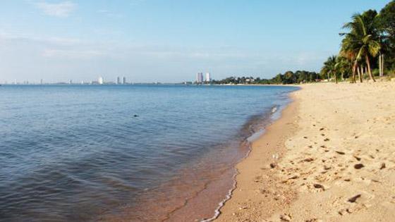 Пляж Бэнг Сарэй