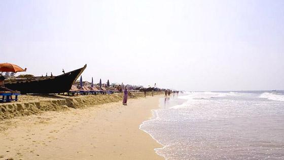 Индия-Калангут