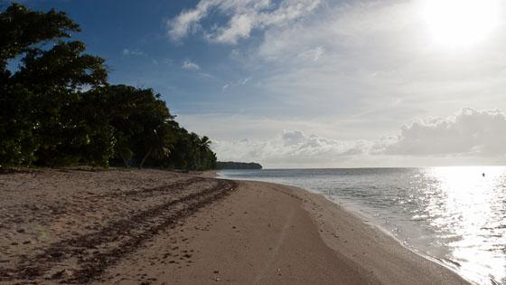 Пляжи Маршалловых островов
