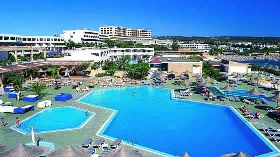 Отели Родоса с песчаным пляжем - Aldemar Paradise Village 5