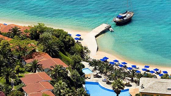 Отели Греции с песчаным пляжем