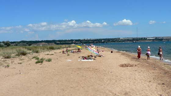 Аршинцевский пляж