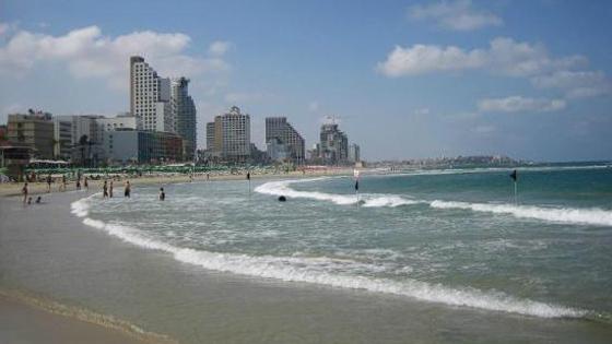 пляж Фришман