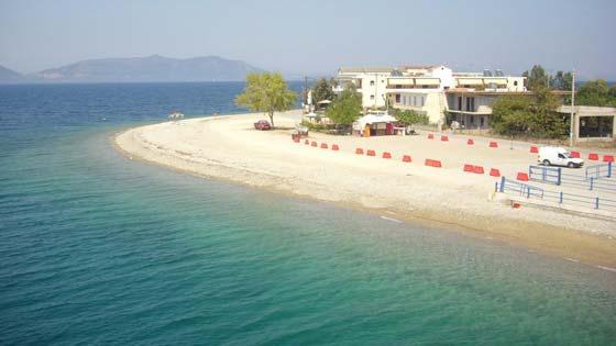 Лучшие песчаные пляжи Греции