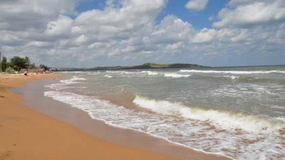 Пляж Капканы