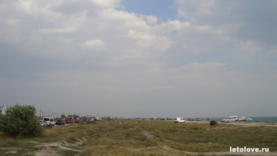 Евпатория - пляж