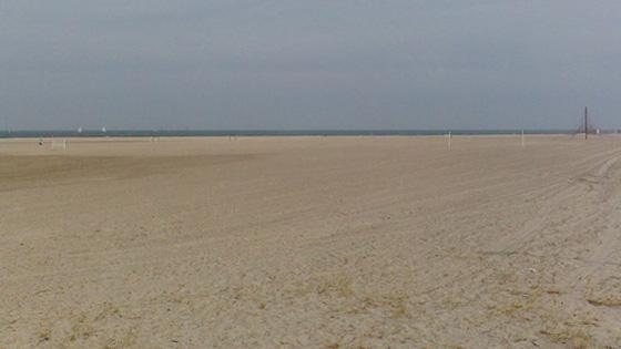 Пляж Pinedo