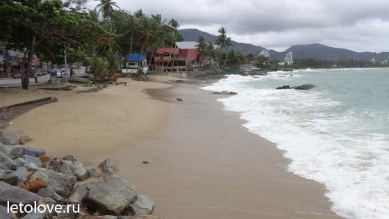 Пляж Kalim