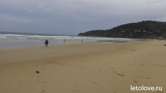 Пляж Карон Пхукет