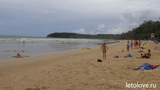 Пляж Ката Пхукет