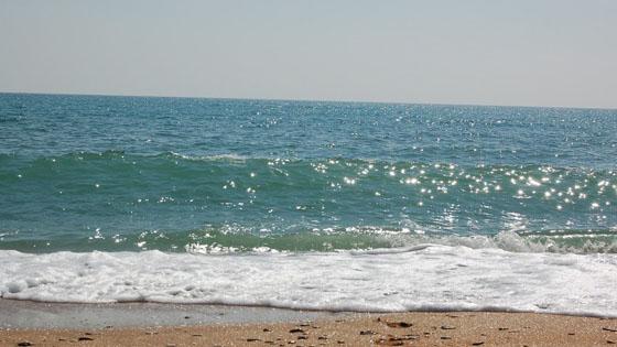 Пляжи Баку