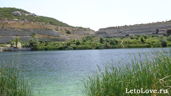 Севастополь - Озеро Святого Климента