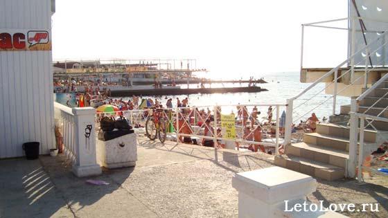 Севастополь - Пляж Парк Победы