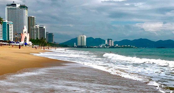 пляж Чан Фу