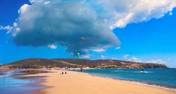 пляж Прасониси