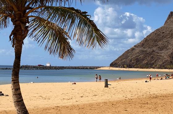 Испанские пляжи