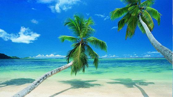 hotest beaches