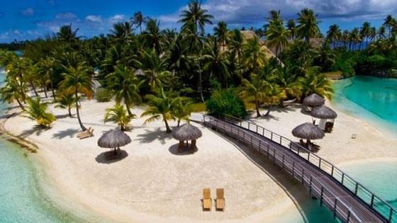 Самый красивый пляж мира - фото