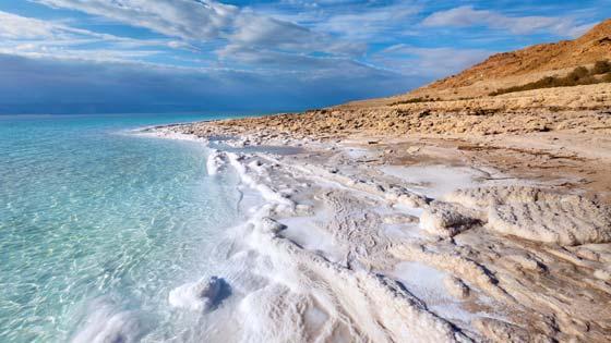 Мертвое море Израиля