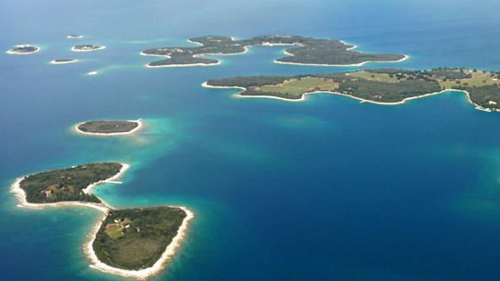 Острова Бриони