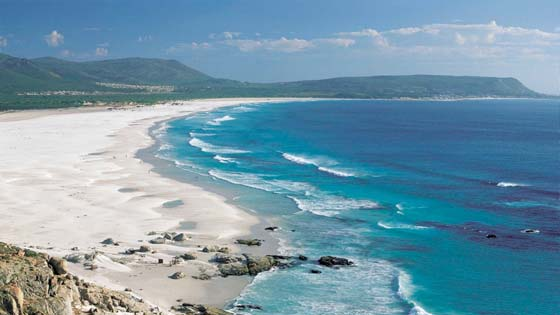 Пляжи ЮАР