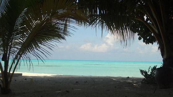 пляжи мальдив