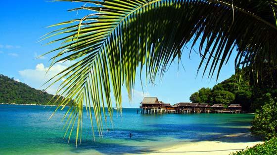 Пляжи острова Пангкор