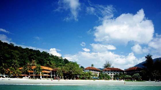 Остров Пангкор