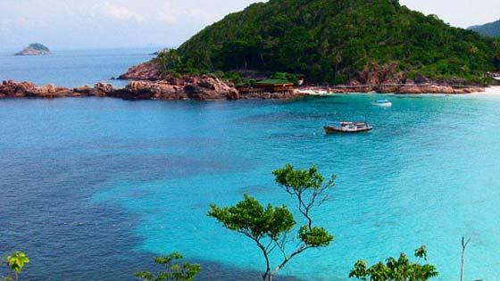 пляжи Малайзии - Реданг