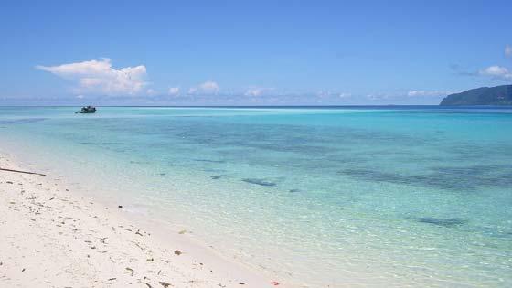 остров сипадан