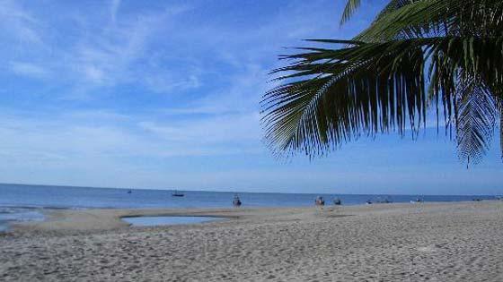 Пляжи Ча-Ам