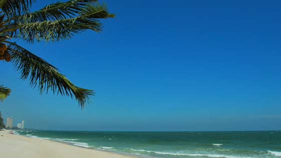 Пляжи острова Ча-Ам