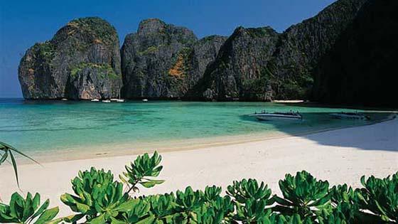 Пляжи острова Краби