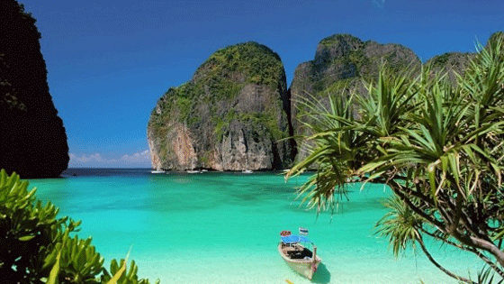 Пляжи острова Пхи-Пхи